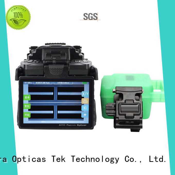FOT fusion splicer Supply for Fiber optical testing