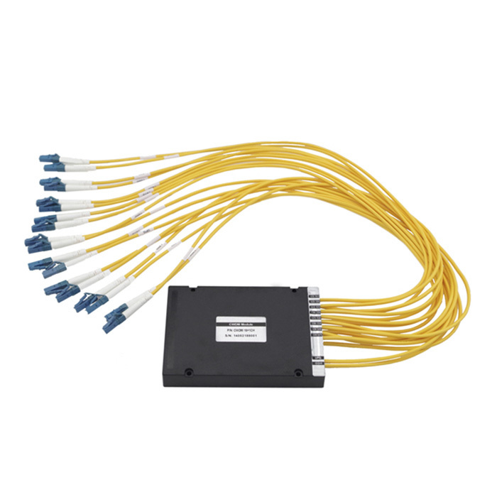 CWDM&DWDM module ABS Box type, 2 4 8 16 Channel