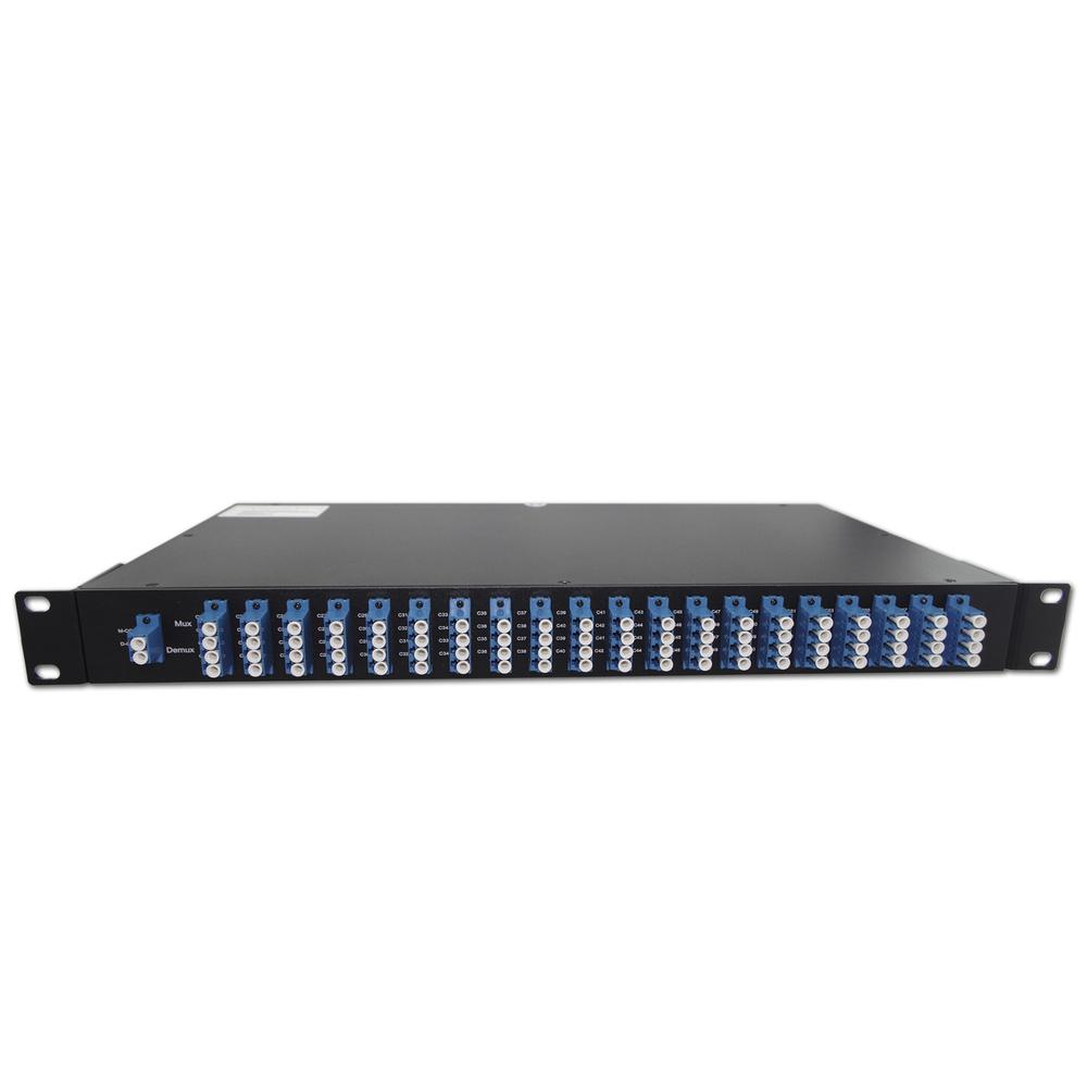 CWDM&DWDM module rack mount type, 2 4 8 16 Channel