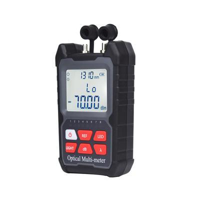 FOT3234 Mini Optical fiber power meter, VFL&RJ45 Tester optional