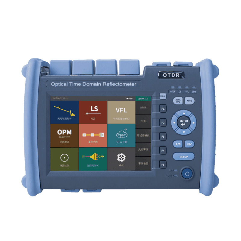 How to Use FOT3302 Muti-function OTDR Instrument Correctly?