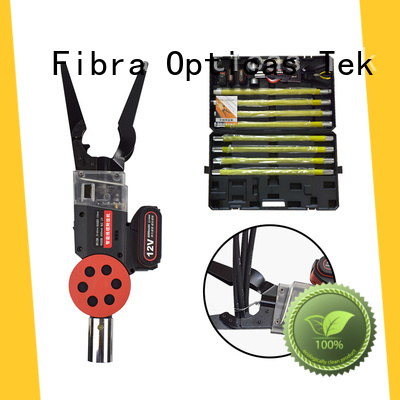 FOT fiber optic cable installation tools company for installation of optical fiber