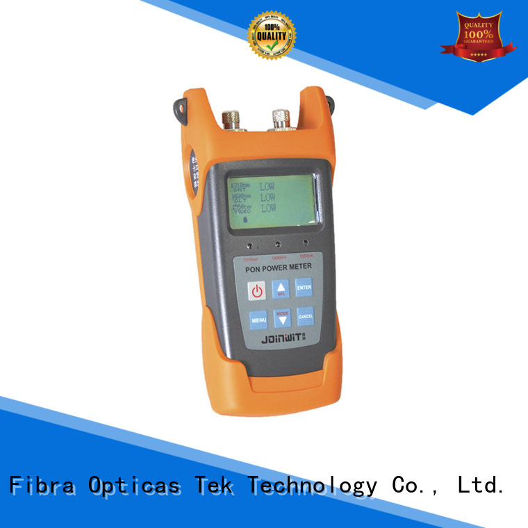 FOT Latest otdr meter price company for FTTX