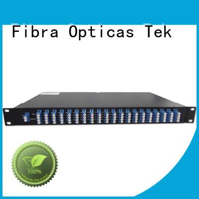 FOT Custom active cwdm Supply for Fiber optical testing