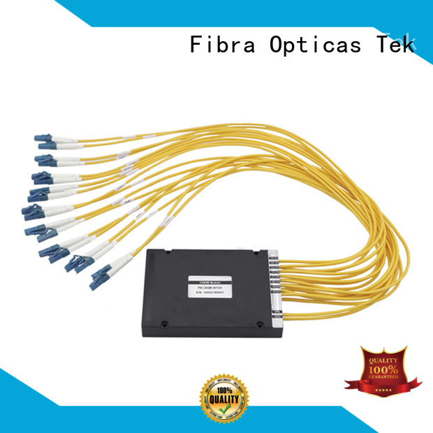 FOT cwdm colors Supply for uplink or downlink optical signal