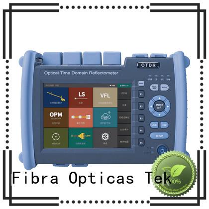FOT otdr uses company for Fiber optical measurement