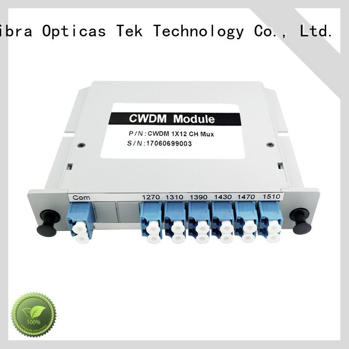 Wholesale dwdm wavelength channels factory for Fiber optical measurement