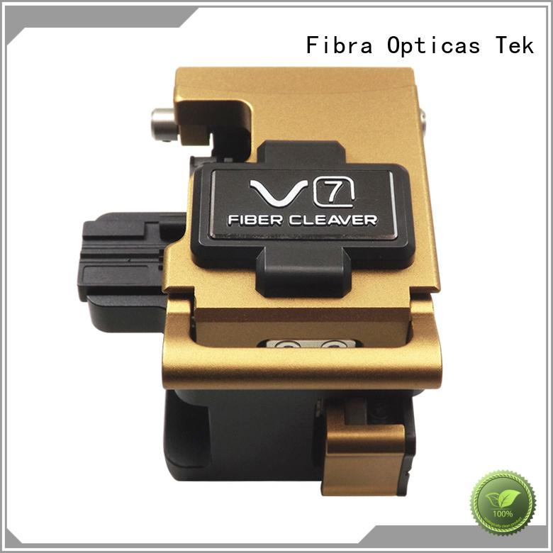 FOT Custom fiber optic cleaver for business for Fiber optical measurement