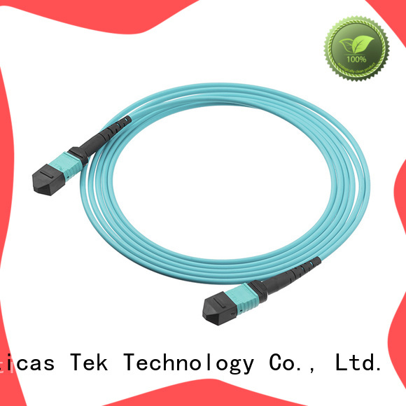 FOT Custom lc patch cord manufacturers for Fiber optical testing