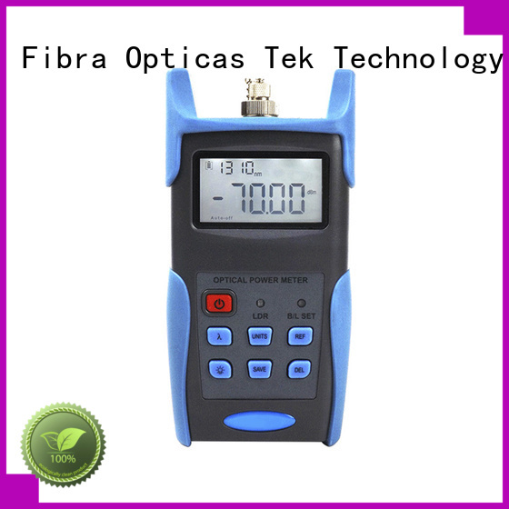 FOT High-quality laser fiber optic tester Supply for FTTX