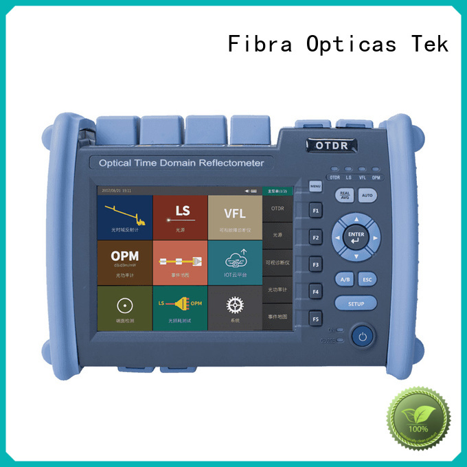 FOT fluke otdr tester Supply for Fiber optical testing
