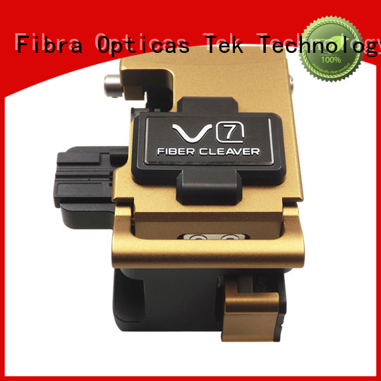FOT fiber optic splicing tool kit price Supply for installation of optical fiber