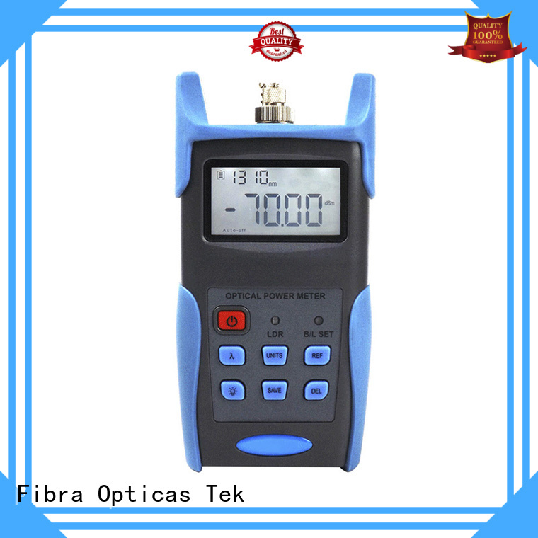 Custom fiber optic signal tester Supply for Fiber optical measurement
