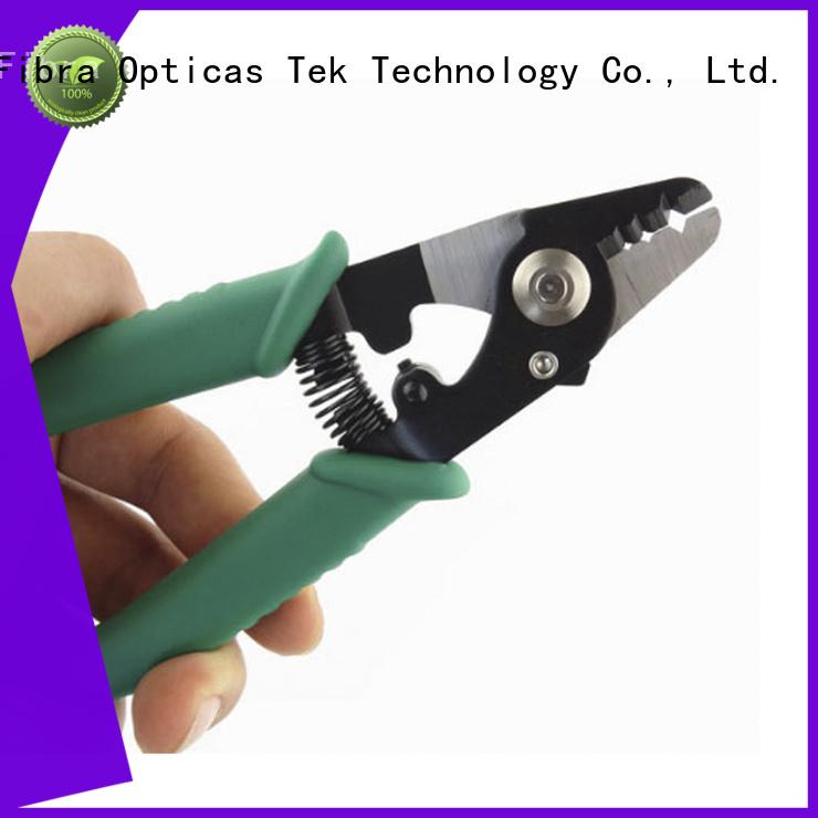 FOT fiber optic sc connector termination manufacturers for installation of optical fiber