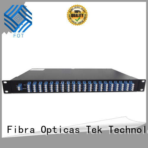 Latest dwdm mux Suppliers for Fiber optical telecommunication