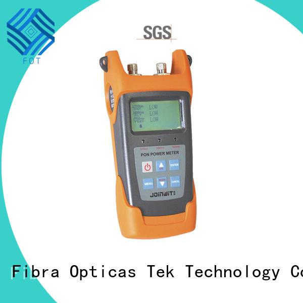 FOT Top fiber optic testing procedure Suppliers for Fiber optical telecommunication