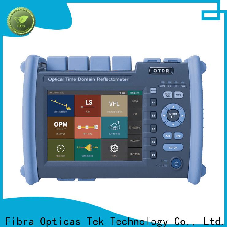 FOT New fiber optic test meter factory for Fiber optical measurement