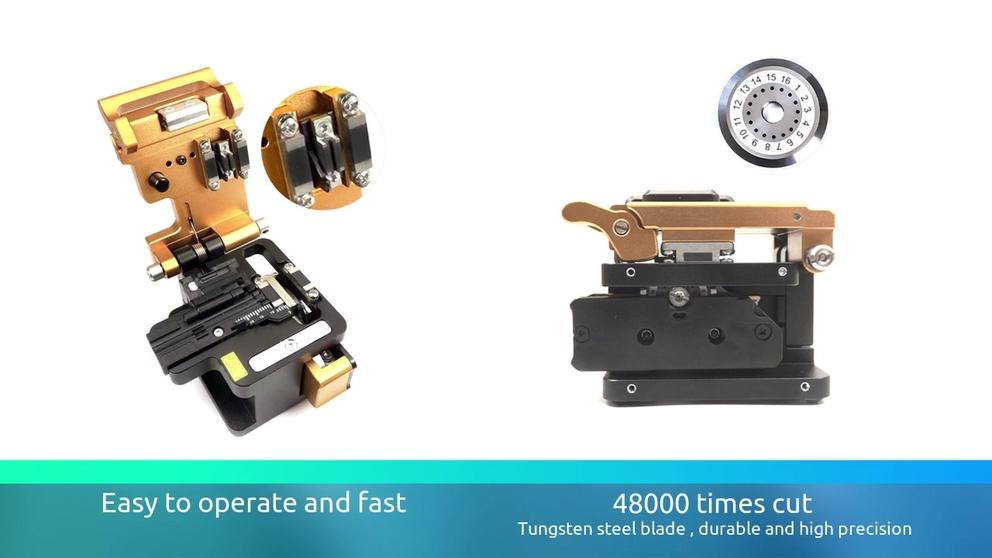 FOT-V7 High precision fiber cleaver