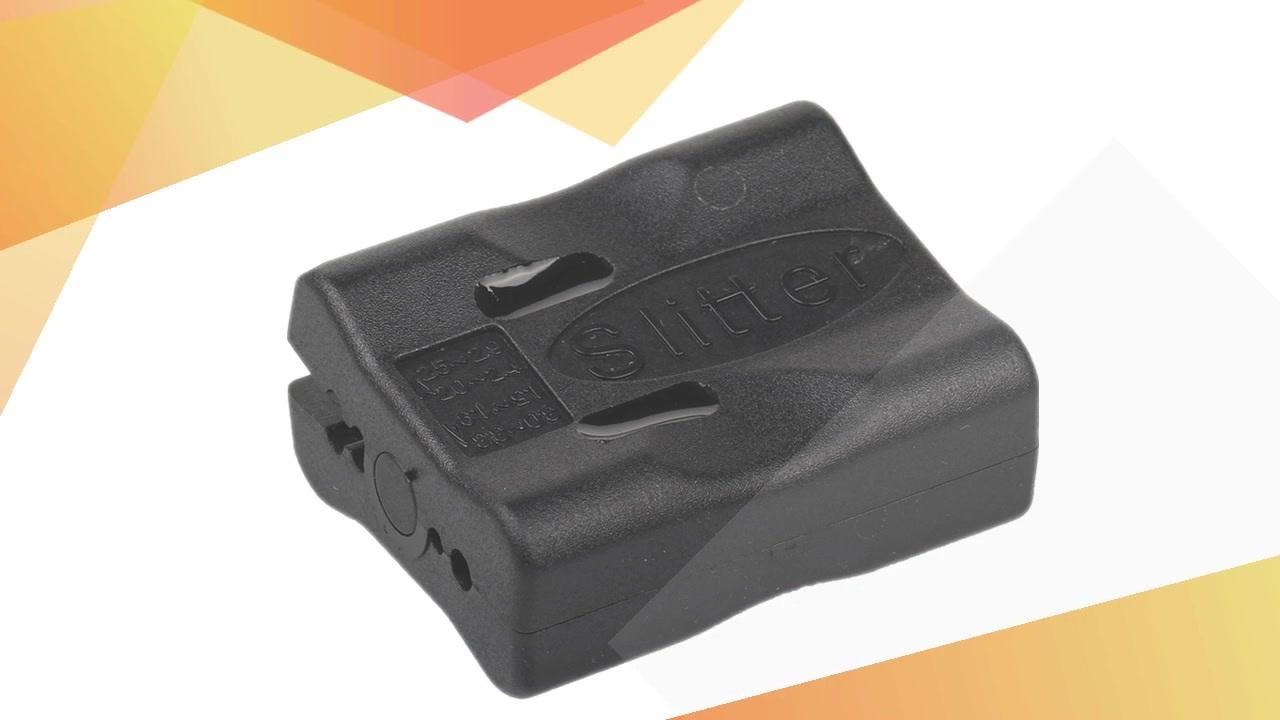 FOT-RCS Fiber Optic Round Cable Slitter Cutter