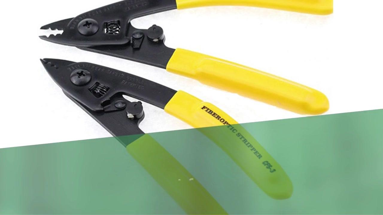 FOT-CFS3 Optical fiber stripper
